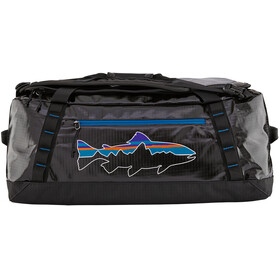 Patagonia Black Hole Sac 55l, black/fitz trout